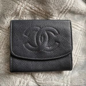 Vintage Chanel Coin Purse/Cardholder